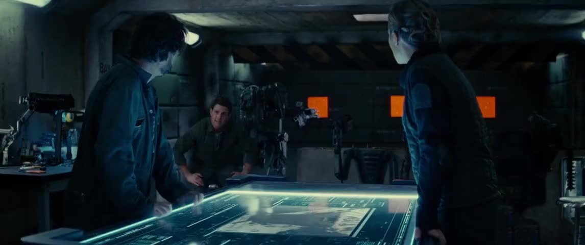"""Quiz for What line is next for """"Edge of Tomorrow""""? screenshot"""