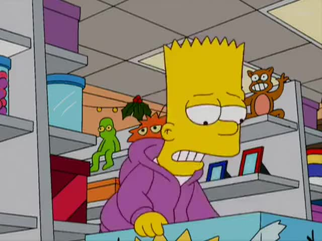 YARN | Treehouse of Horror XIX - The Simpsons [S20E04] video clips