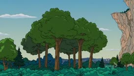 Anthill, wasp nest, moose poop, Mr. Burns...