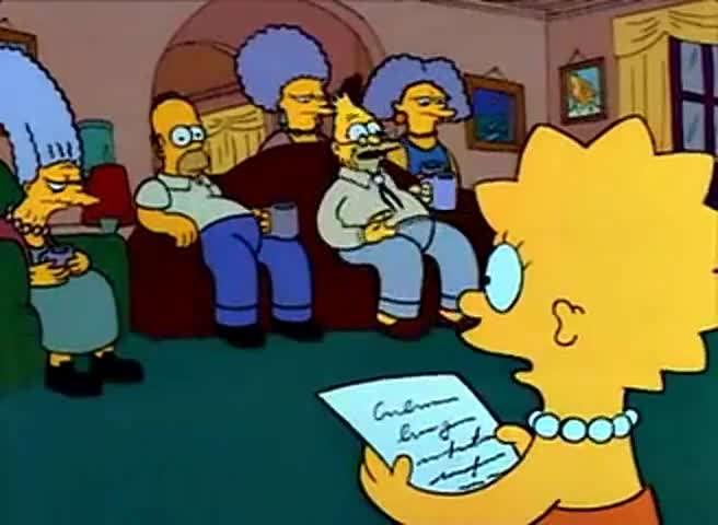 -It's Bart! -What show is this?