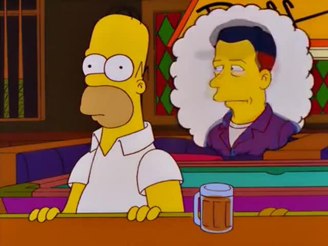 Homer, we're out of vodka.