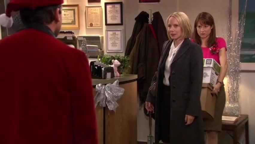 28 secs - The Office Classy Christmas
