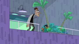Curse you, Perry the Platypus.