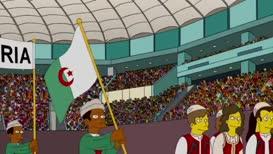 Algeria!