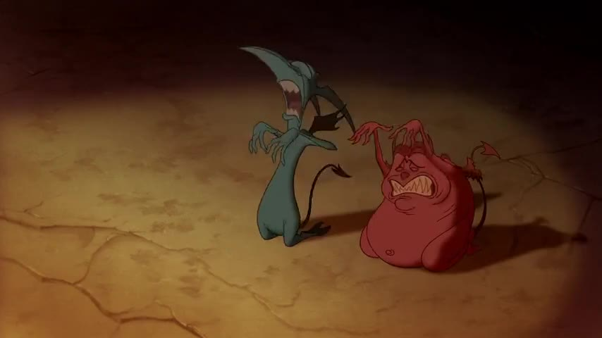 - We are worms! Worthless worms! - We are worms! Worthless worms!