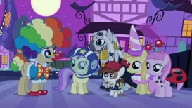 What's Nightmare Night without the annual candy offering?