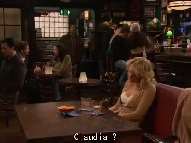 Claudia.