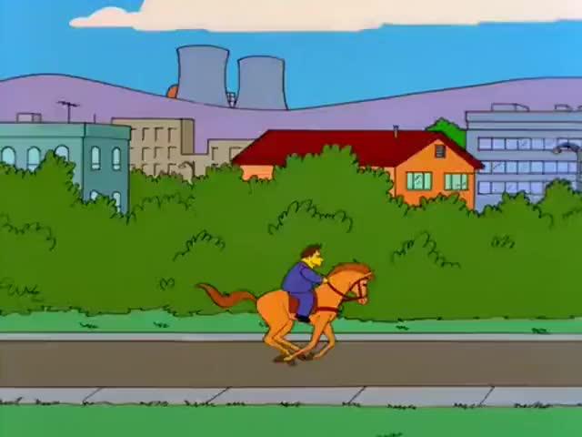 Faster, you moron.