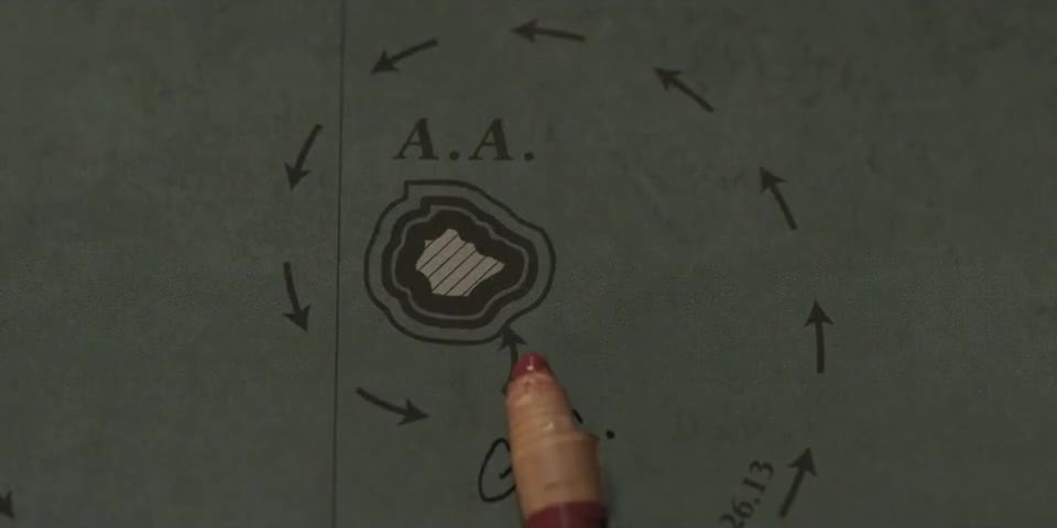 "- It's marked ""A.A."" - Anwhistle Aquatics."