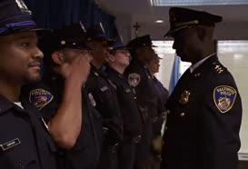 Congratulations, Sergeant Goette.