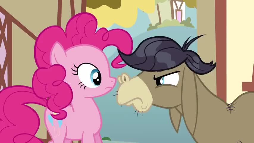 I came to Ponyville for some peace and quiet and privacy,
