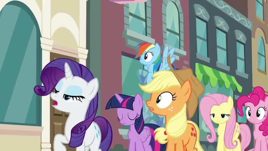Here it is! Rarity For You.