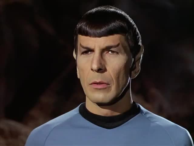 Your decision is most illogical, doctor.