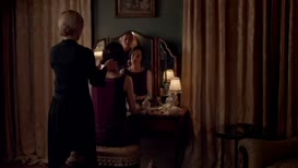We can't take Madge off Lady Edith.
