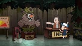 Uh-uh-uh. Flame retardant raccoon says,
