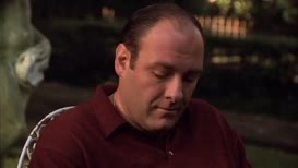 """He said a lot, """"At least with Tony Soprano, you know where you stand."""""""