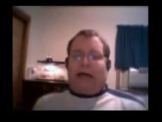 fat guy singing numa numa song № 80650
