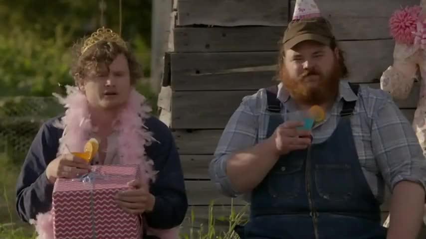 YARN | Super Soft Birthday - Letterkenny [S01E02] video clips