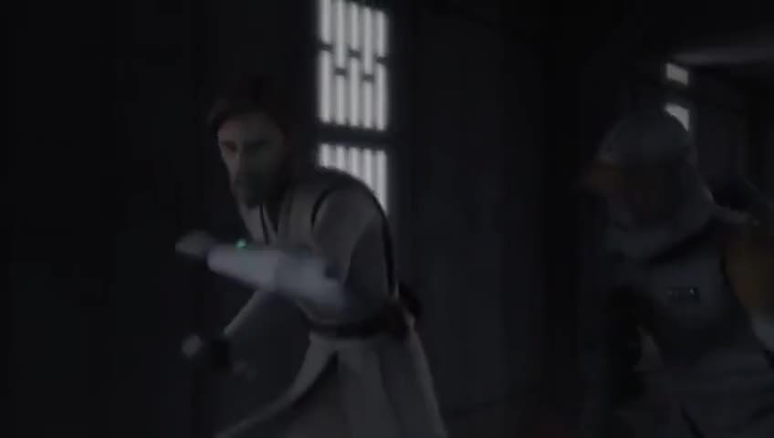 This is General Kenobi.