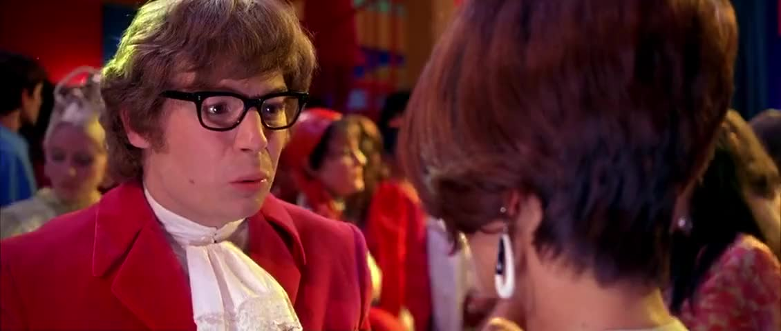 Yarn Which Is It Baby Spitz Or Swallows Austin Powers