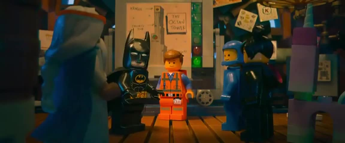 The Lego Movie CLIP - The Prophecy 2014