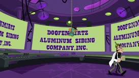 ♪ Doofenshmirtz' Aluminum Siding! ♪