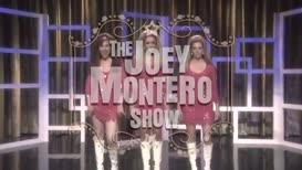Ladies and gentlemen, Joey Montero.