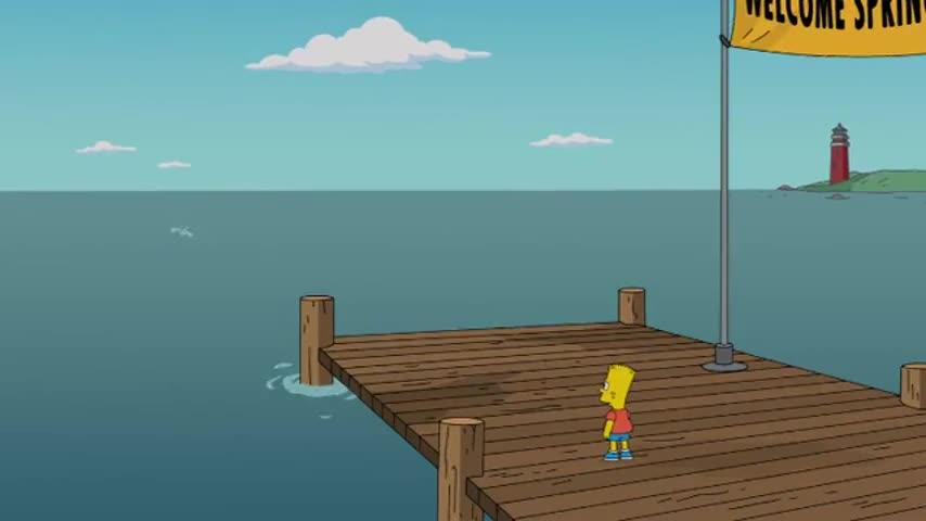 Poor Bart.