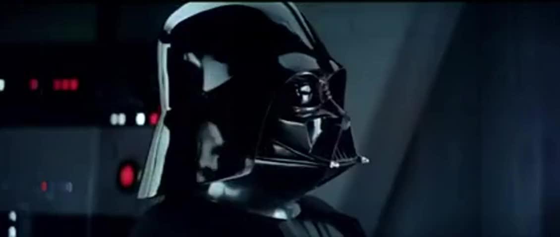 Luke, it is your destiny.