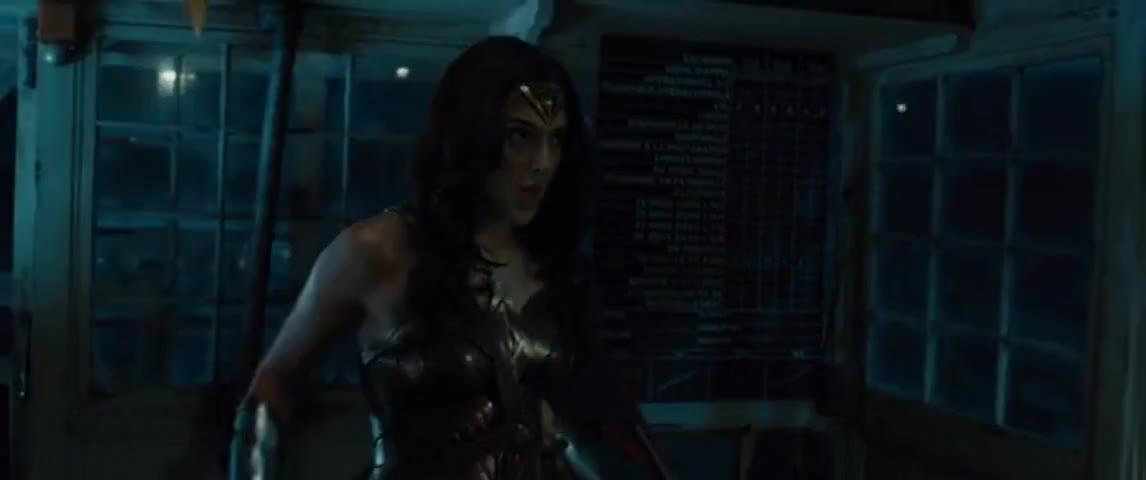 I am Diana of Themyscira,