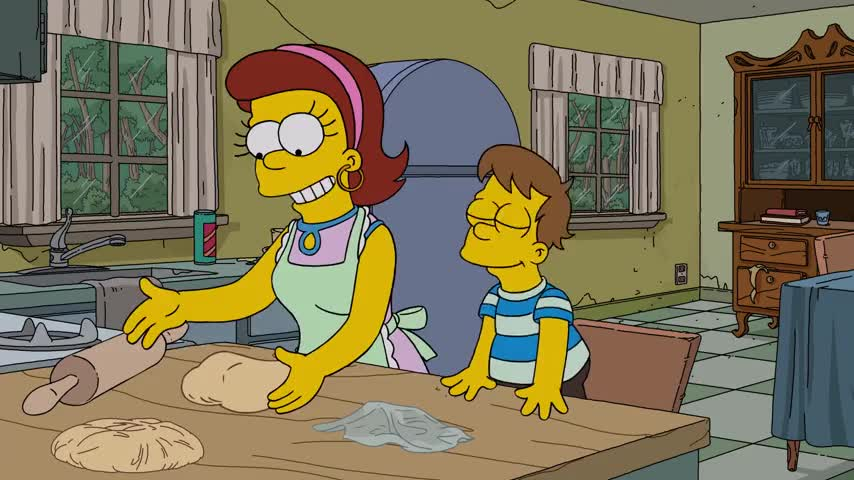 - This is the dough. - Dough.