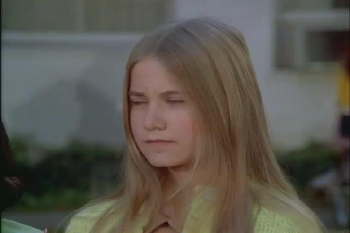 Marcia Brady.