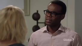 Ha! How do you like them ethics? I just ethics'd you in the face, Chidi!