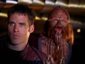 """Quiz for What line is next for """"Farscape """"?"""