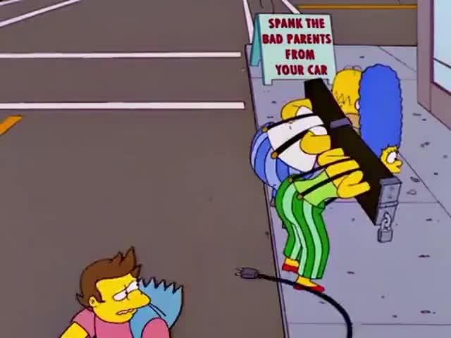 Hey! No extension cords!