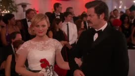 Boo, Leslie Knope, boo.