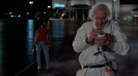 """Quiz for What line is next for """"Back to the Future """"?"""