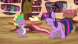 It's not their memories, Spike.