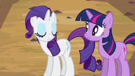 I saw her compete at the Equestria Rodeo.