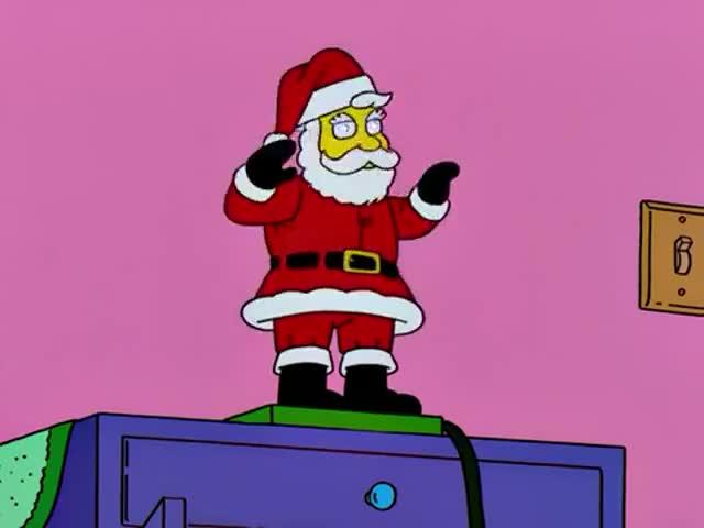 Jingle bell, jingle bell, jingle bell...