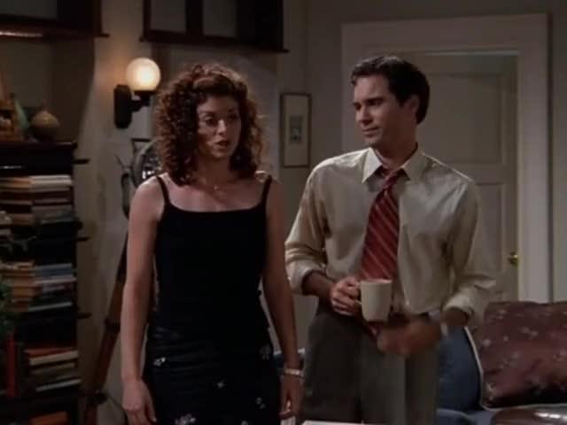 - You hamburger, me coleslaw. - Come on, Gracie.