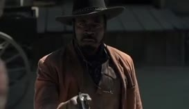 That's the sheriff's horse, you son of a bitch.