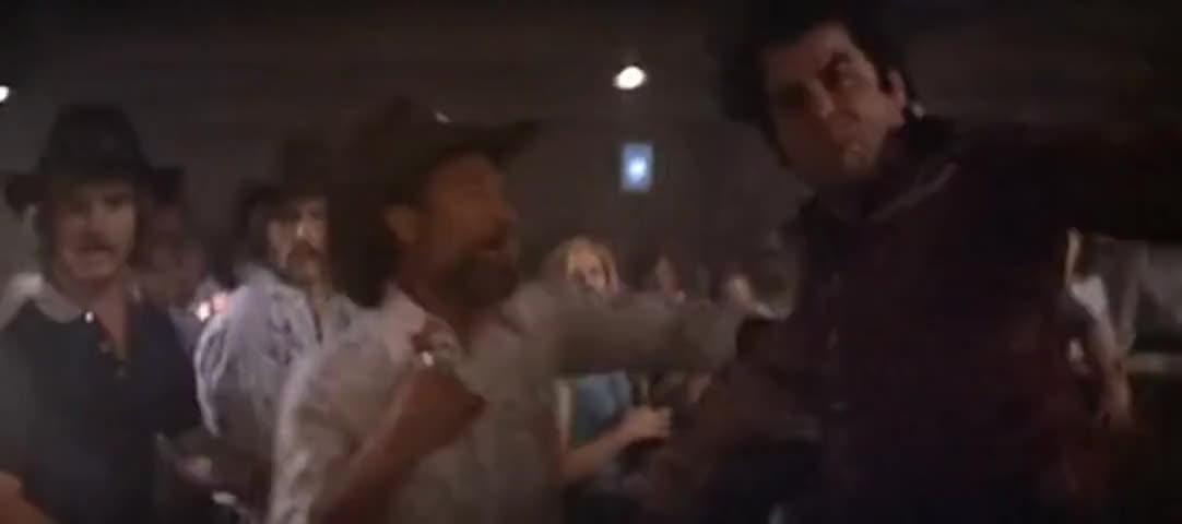 You broke my goddamn arm!