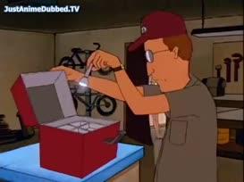 You! Drop that tackle box!