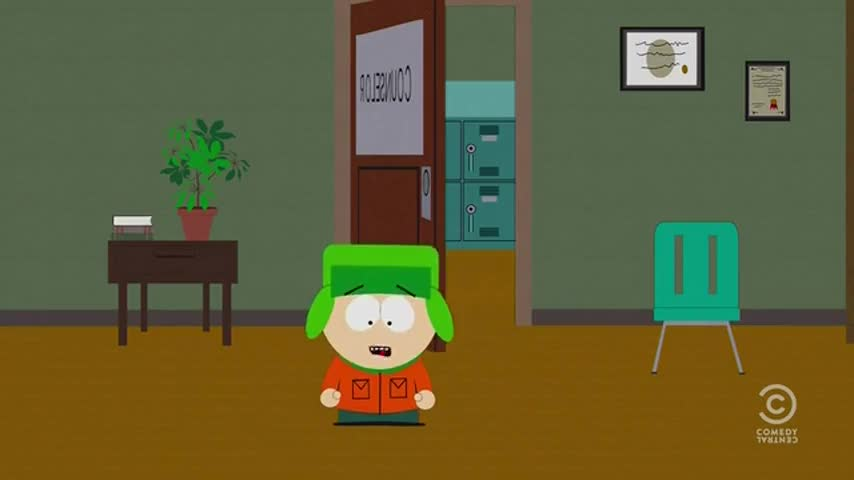 I love having Cartman's farts in my tummy.