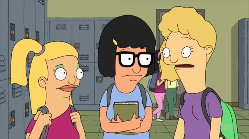 bobs burgers sleeping with the frenemy