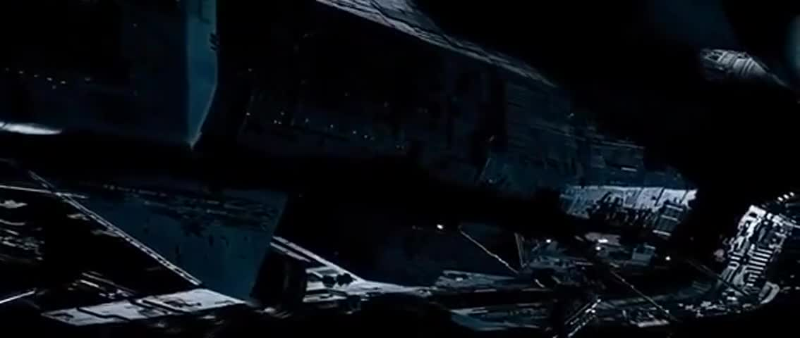 Commercial towing vehicle Nostromo, out of the Solomons,