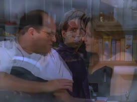 Jerry got Lena's unlisted number from Kramer's AIDS Walk list.