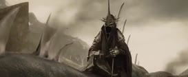 WITCH-KING: Feast on his flesh.