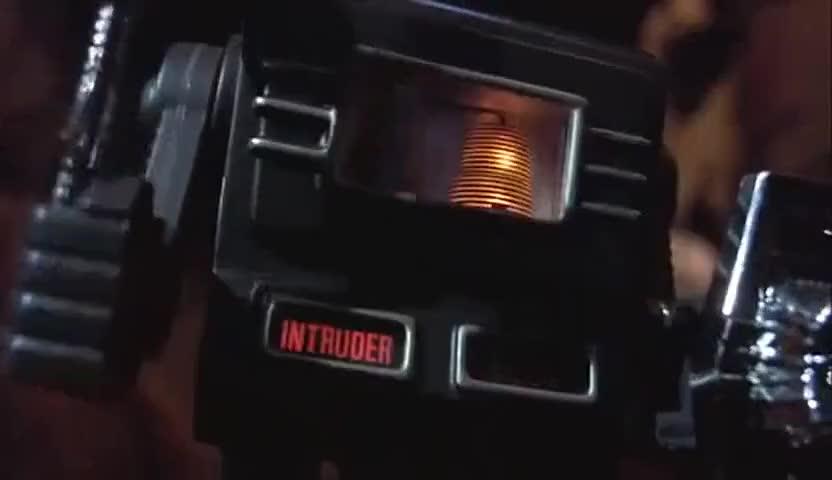 Clip image for 'Intruder alert! Trespasser!